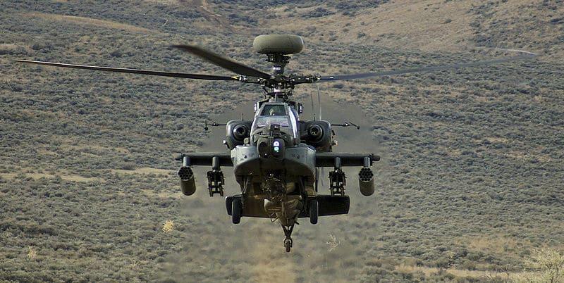 Boeing AH-64E Apache