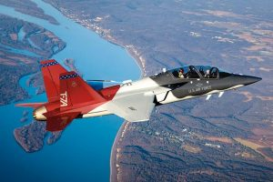 SAAB T-7A Red Hawk