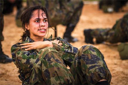 Avanca No Senado Proposta De Servico Militar Para Mulheres